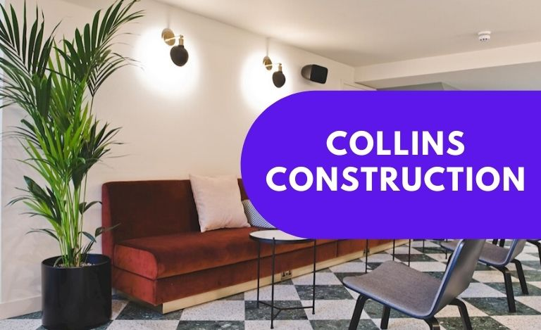 Online Presence of Collins Construction